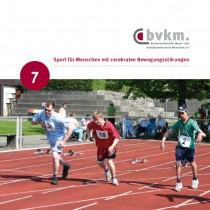 Abbildung von Sport für Menschen mit cerebralen Bewegungsstörungen
