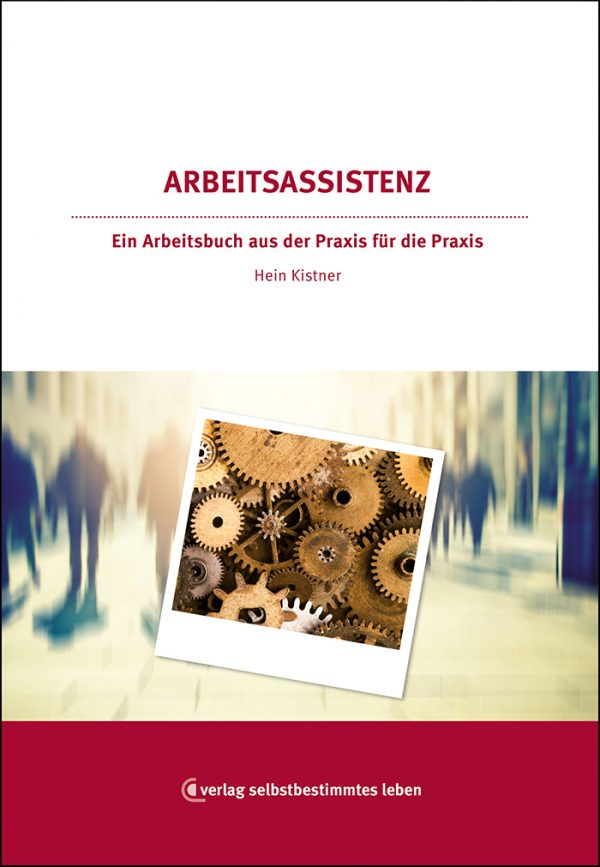 Cover Arbeitsassistenz