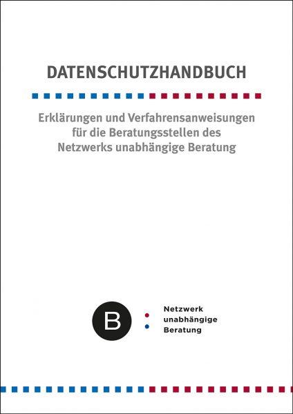 Cover Datenschutzhandbuch