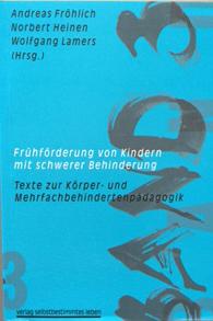 Cover Frühförderung