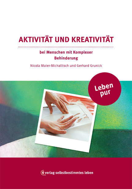 Buchcover Leben pur - Aktivität und Kreativität