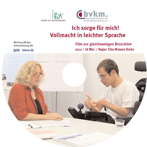 Cover Vollmacht-DVD